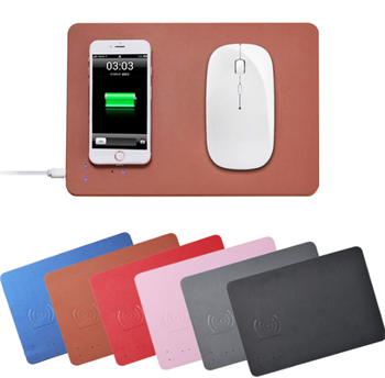 Wireless Charge with Mouse Pad