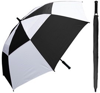 Double-Deck Straight Golf Umbrella